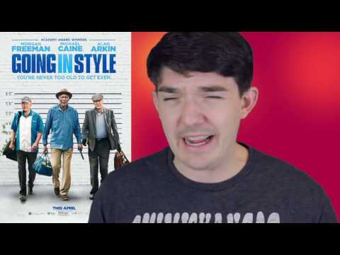 Going in Style Movie Review