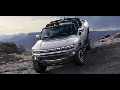 Hummer Eléctrico modelo 20221