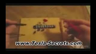ニコラ・テスラのフリーエネルギー発電機の作り方 thumbnail