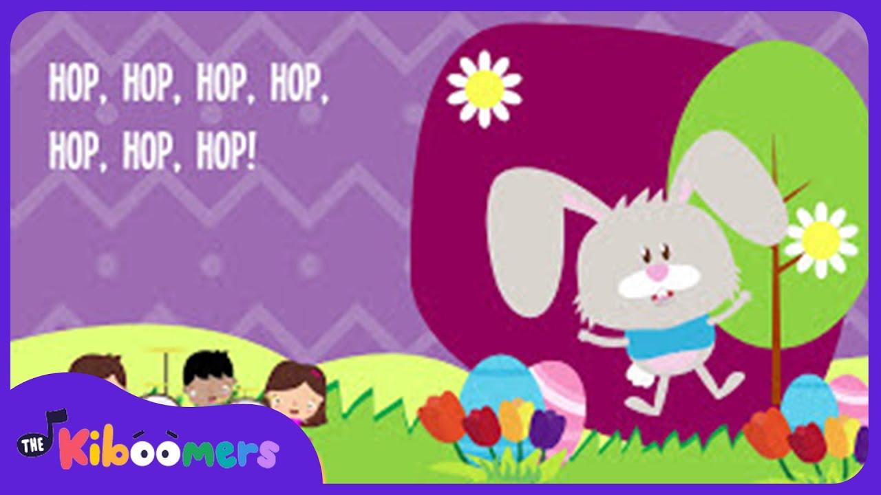 Hippity Hop Easter Bunny