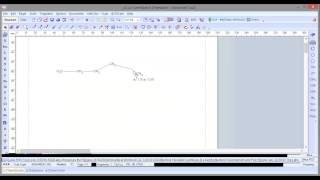 como dibujar una formula semidesarrollada en chemsketch