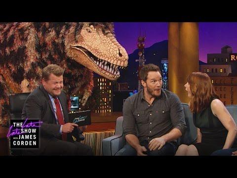 Tony Rex Confronts Chris Pratt