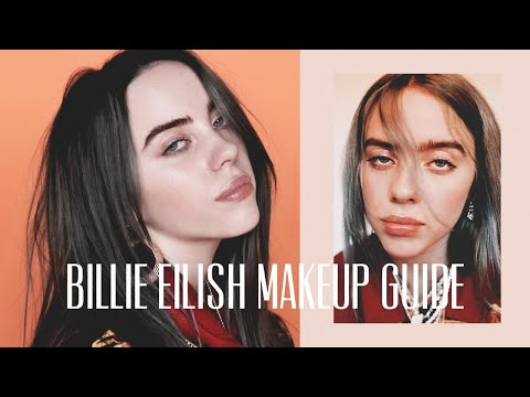 5 STEPS TO A BILLIE ELISH MAKEUP LOOK