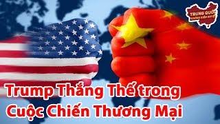 Trump Thắng Thế trong Cuộc Chiến Thương Mại với Trung Quốc?   Trung Quốc Không Kiểm Duyệt