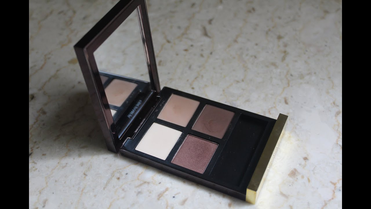 tom ford cocoa mirage eyeshadow quad review youtube. Black Bedroom Furniture Sets. Home Design Ideas