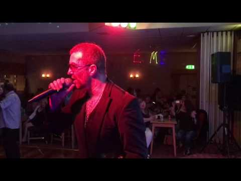 Rob Lamberti at Hatfield Social Club