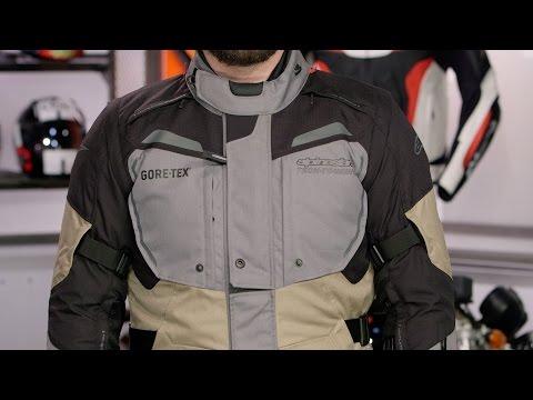 Alpinestars Durban Gore-Tex Jacket & Pants Review at RevZilla.com