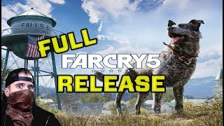 FAR CRY 5 || Full Release || First Impression || Co-Op Gameplay
