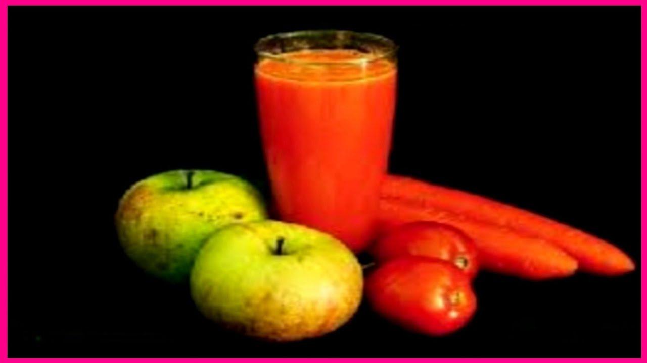 Manfaat Buah Apel Wortel Dan Tomat