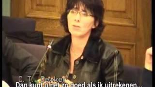Regiotram - Gemeenteraad Groningen (commissie B&V) 20 december 2011
