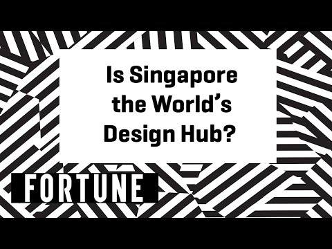 Is Singapore the World's Design Hub? | Brainstorm Design 2017 | Fortune