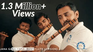 Jana Gana Mana (Best Flute Version) - The National Anthem of India by Flute Gurukul