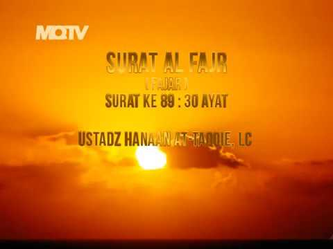 ustadz-tengku-hanan-attaki-(shift)---murottal-al-fajr