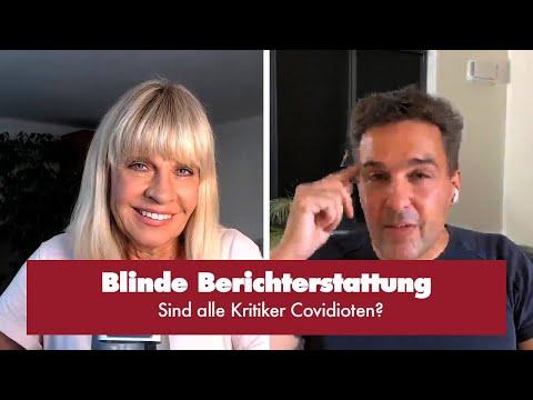 Blinde Berichterstattung - Sind alle Kritiker Covidioten? Punkt.PRERADOVIC mit Boris Reitschuster