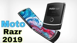 Moto razr 2019 foldable smartphone specification | This folding phone is different
