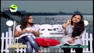Interview with Poornasree on Kairali We in Filmy Bazzar