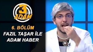 Gambar cover Candan Karabuğday'dan Kış Tavsiyeleri - Fazıl Taşar ile Adam Haber | 3 Adam