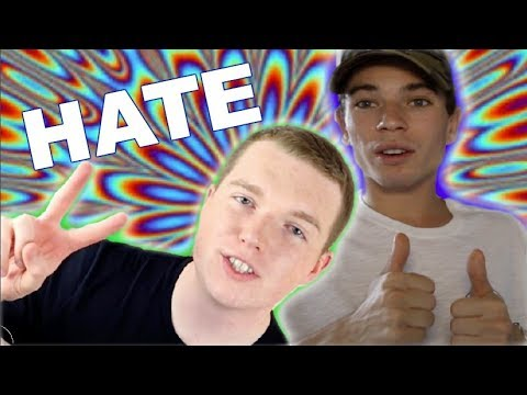 Reacting To The Haters! *EXPOSED