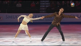 2016 U.S. Nationals - Scimeca / Knierim EX NBC
