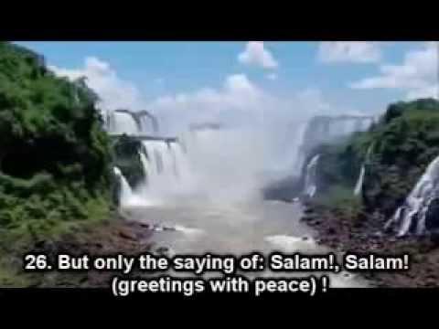 Ziyad Patel: Surah 56 (Al Waqiah) ┇ Calming Recitation ┇ᴴᴰ