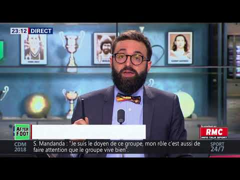 After Foot du vendredi 25/05 – Partie 1/3 - Affaire FIFA/Platini