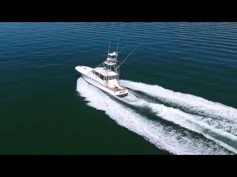 Custom Sport Fishing Boat - 52 Buddy Davis | '2x4'