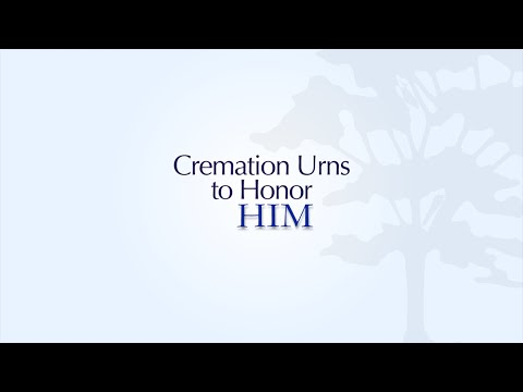 Cremation Urns for Him | Product Showcase by Stardust Memorials