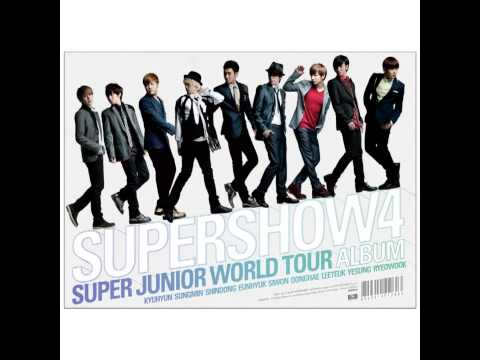 [SS4] Super Junior - Destiny (Korean Version)