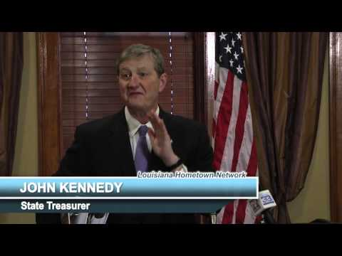 Treasurer Kennedy Previews GOP Response