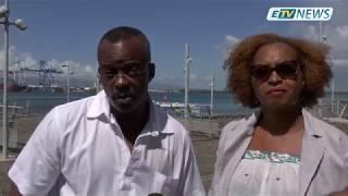 ETV NEWS - ITW Ary CHALUS/Laurella YSSAP-RINCON (Bus des mers)