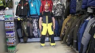 Видеообзор мембранного костюма Triton Extreme