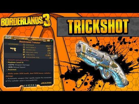 Borderlands 3 | Trickshot Legendary Weapon Guide (The Flood 2.0!)