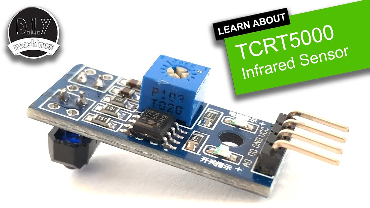 TCRT5000 IR Infrarot Lichtschranke Infrared Sensor Module Arduino Raspberry Pic