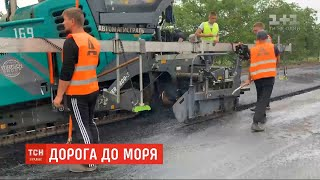 Дорога до моря: трасу на Бердянськ обіцяють відремонтувати до кінця липня