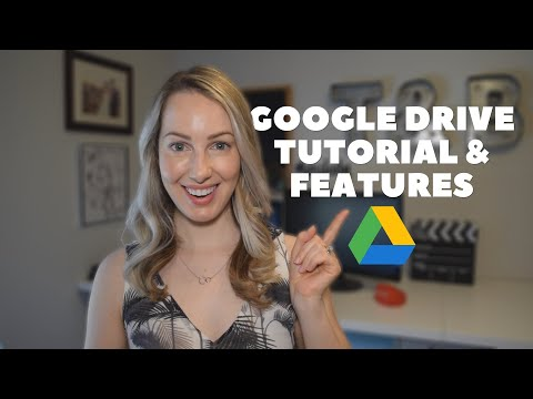 Google Drive 2020 Tutorial: The Best Google Drive Features