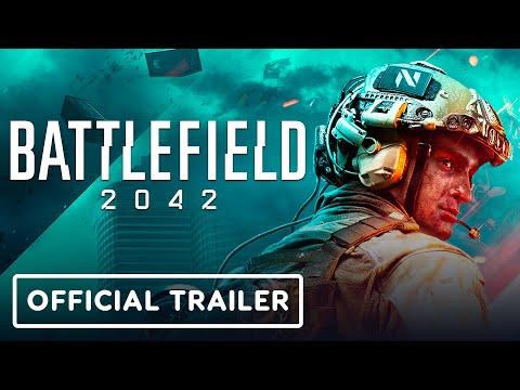 Battlefield 2042 - Official Reveal Trailer
