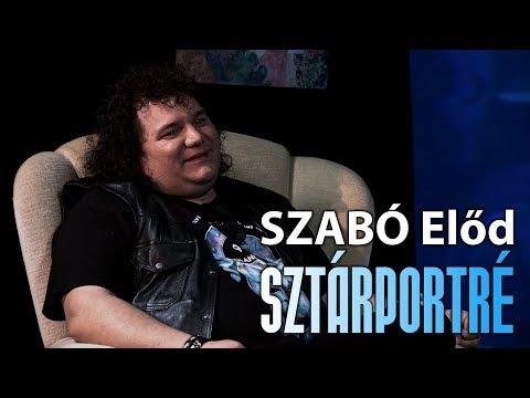 Szabó Előd interjú - Sztárportré