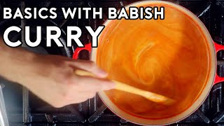 Curry (feat. Floyd Cardoz)  Basics with Babish 100th Episode