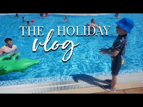 THE HOLIDAY VLOG | EDEN RESORT, ALBUFEIRA, PORTUGAL - This Mama Vlogs