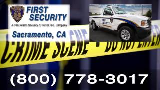 Sacramento Security Guards | Private Business & Residential Security Service