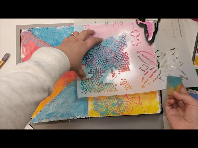 Water Color Art Journal - Find Magic