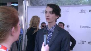 Tribeca Interview - Kodi Smit-McPhee talks X-Men Apocalypse and Slow West