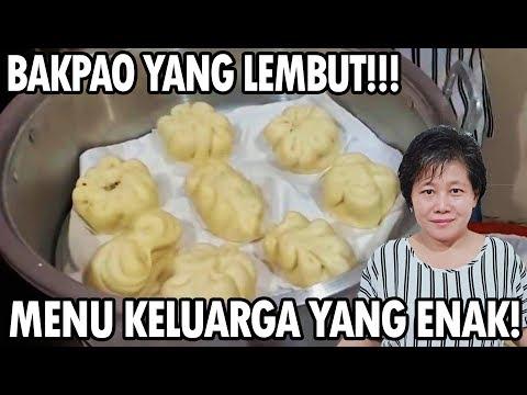 Resep : Kue Bakpao