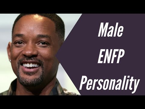 ENFP Men - ENFP Male Personality Type - Famous, Celebrities and Fictional