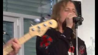 EDGUY live @ ROCK ANTENNE - Lavatory Love Machine - Teil2