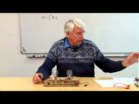 How to teach electrical concepts and circuits