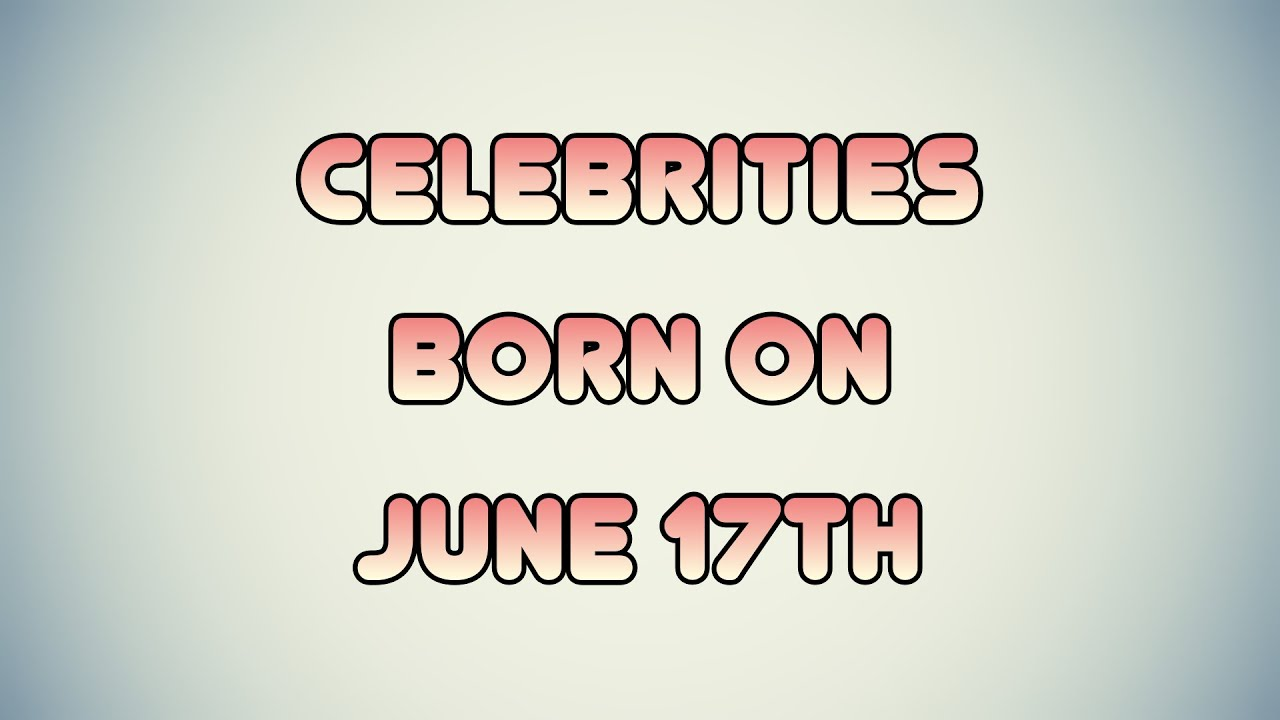 Famous People's Birthdays, Today, United Kingdom Celebrity ...