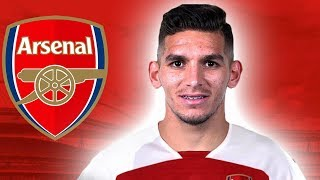 LUCAS TORREIRA | Welcome To Arsenal? |  Insane Goals, Skills, Assists | 2018 (HD)