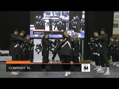 Let's Move 2018. Company XL