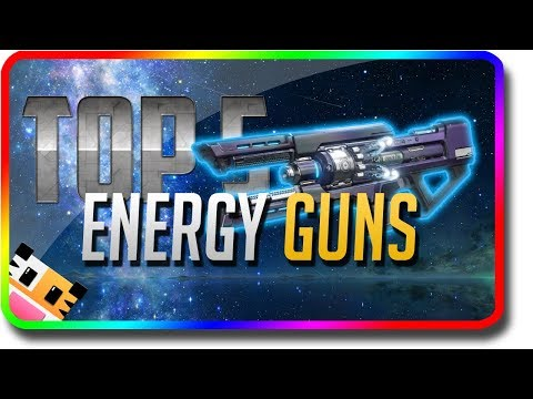 """Destiny 2 - """"Top 5"""" Energy Guns in PvE (Destiny 2 Best Weapons in PvE with the Highest Damage)"""